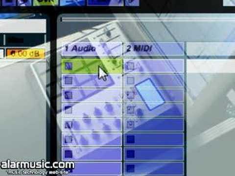 ableton live akai mpd24 midi controller per l 39 uso live youtube. Black Bedroom Furniture Sets. Home Design Ideas