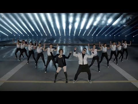 Download PSY - GENTLEMAN M/V Mp4 baru