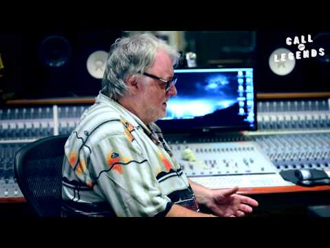 Shure Call for Legends: Chris Kimsey about Shure