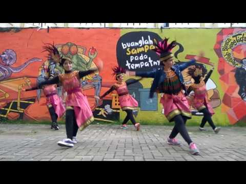 Koreografi Indonesia Menari 2016