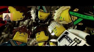 LEGO NINJAGO MOVIE GRA WIDEO - LEGO NINJAGO FILM GRA - LLOYD W PUŁAPCE