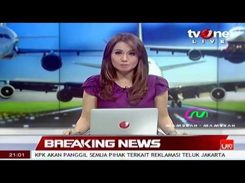 DETIK DETIK Tabrakan Pesawat Batik Air Dengan Trans Nusa Di Halim Perdana Kusuma , Penumpa