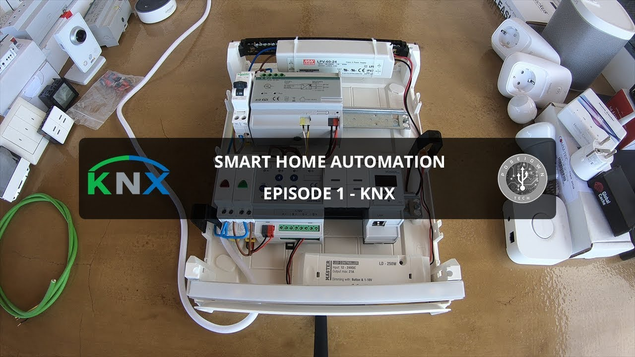 Smart Home How To Start With Knx Youtube