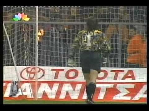 1995 (September 26) Maribor Branik (Slovenia) 1-Olympiakos (Greece) 3 (UEFA Cup).avi