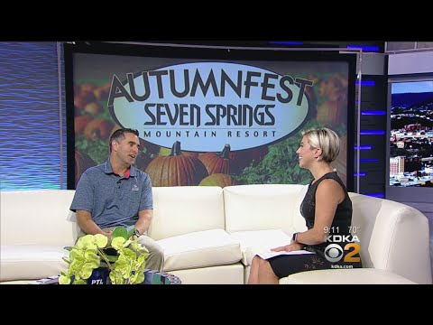 Seven Springs Celebrating 34 Years Of Autumnfest