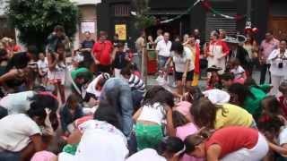 Fiesta del dia de la Independencia de México, Asociación Cuauhtémoc en Valencia, España