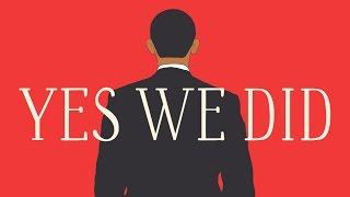 President Obama Bids Us Farewell