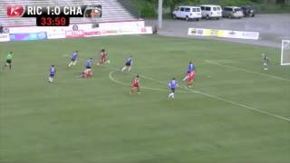Richmond Kickers vs Charlotte Eagles Highlights