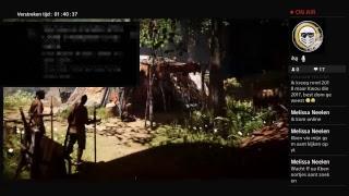 Live PS4-uitzending van Mx-12Oomen
