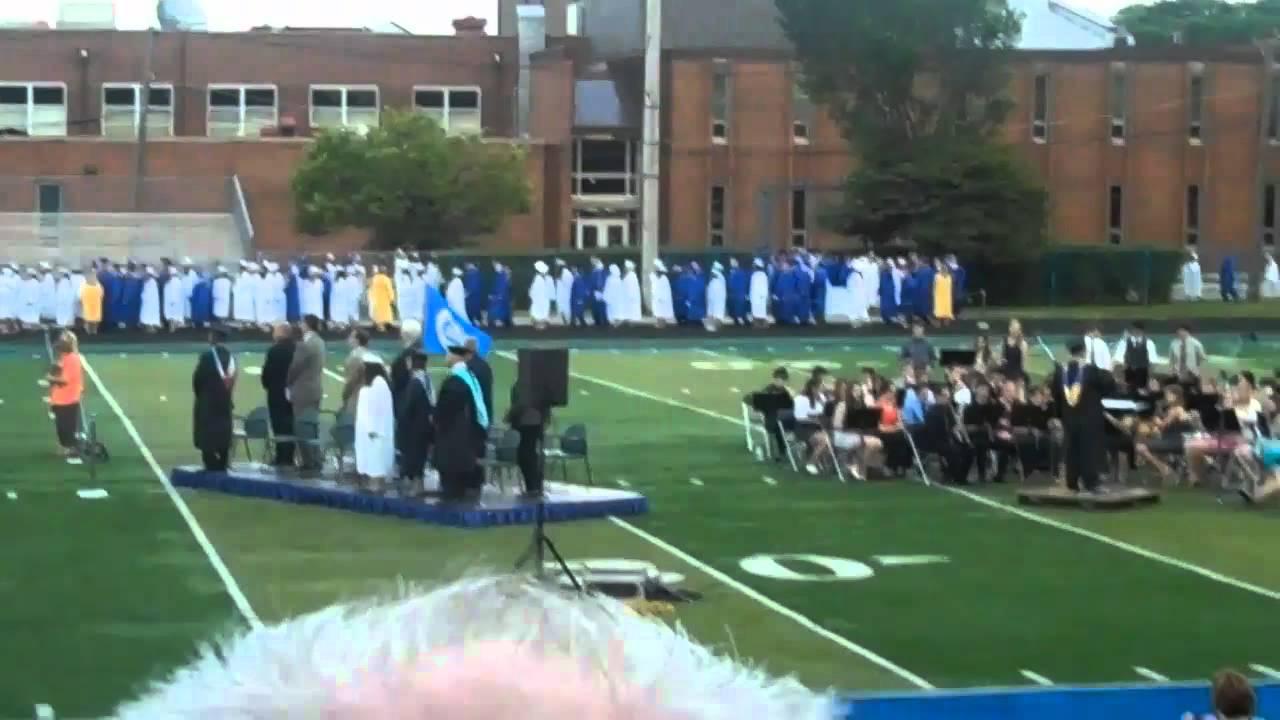 Riverside Brookfield High School Class of 2012 Graduation