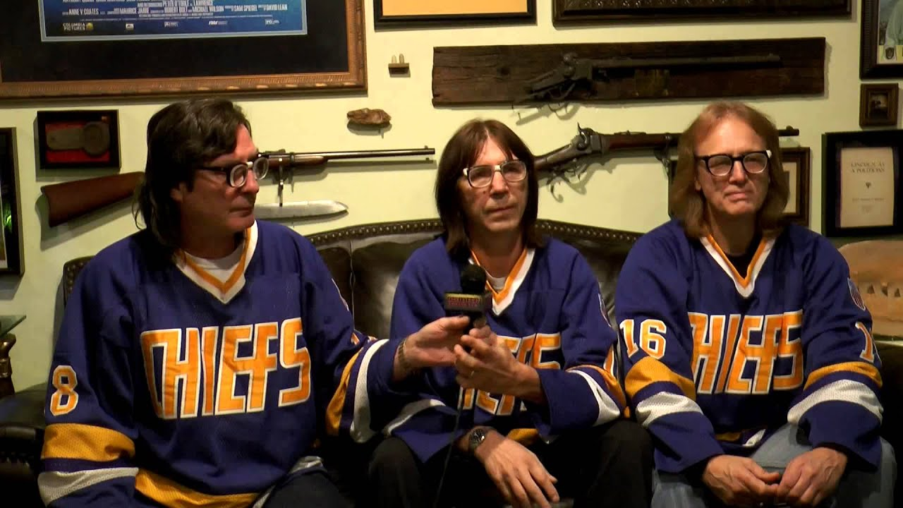 Sportstownchicago Interview with the Hanson Brothers From ...  Sportstownchica...