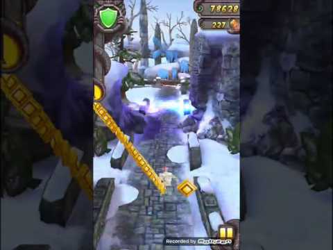 Temple Run 2 Ilk Videom 500000.K