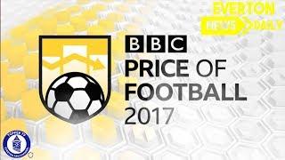 Everton Price Of Football Revealed | Everton News Daily