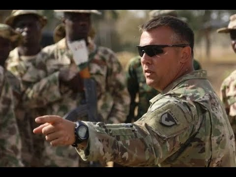 12 no-nonsense American soldiers train Nigerian infantry in Jaji, narrate experiences