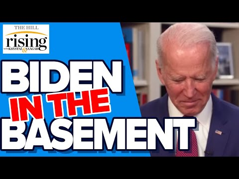 Krystal and Saagar: Biden campaign gets TESTY at 'Biden in the ...