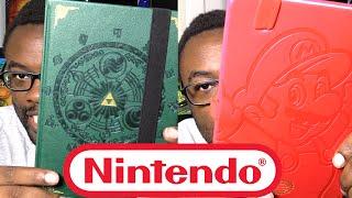 NINTENDO OFFICE STORE HAUL - Super Mario, Zelda, StarFox