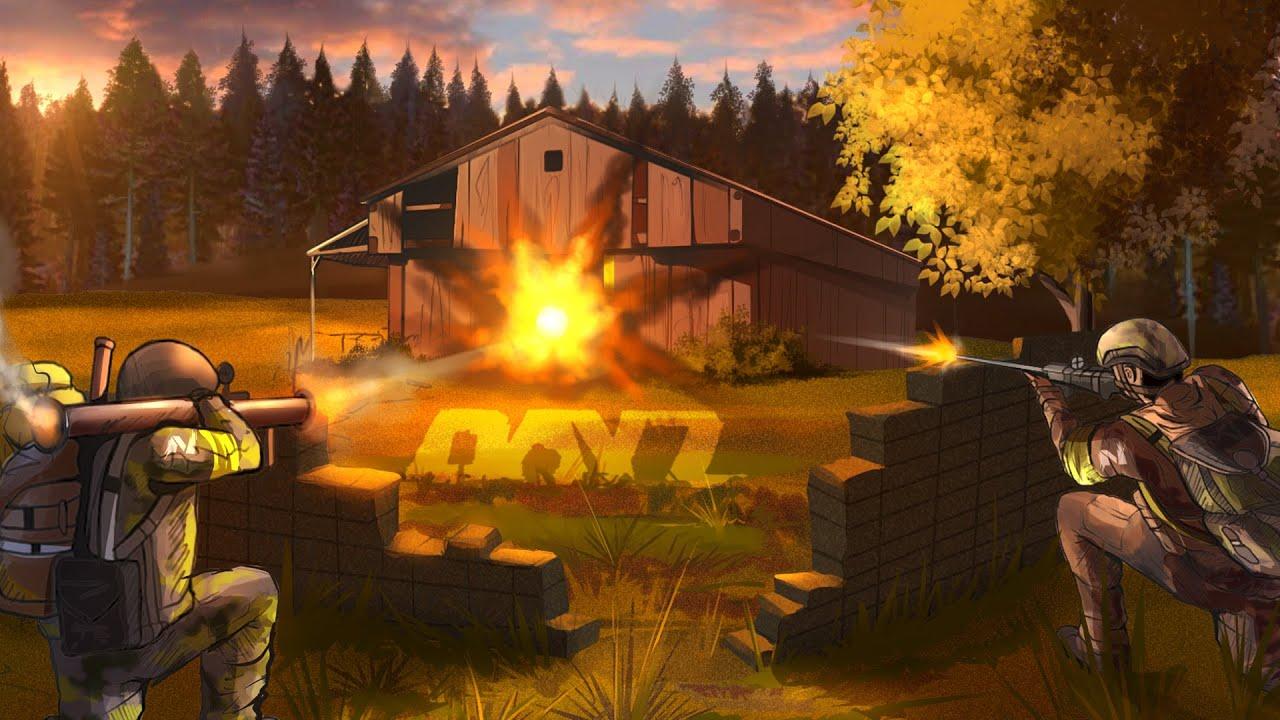All or Nothing: Base Raiding! (DayZ Series - #6)