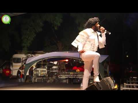 Winky D out shines at HIFA 2018 #263Chat