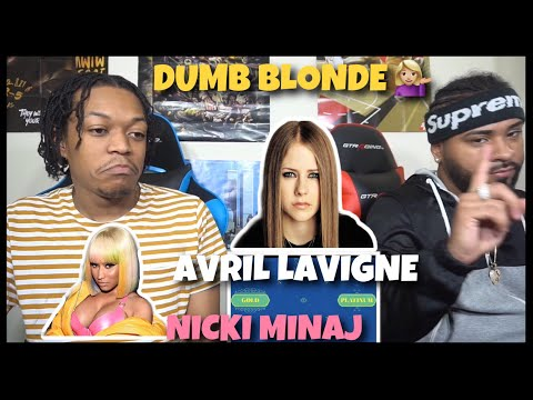 NICKI HOPS ON ANYTHING & KILLS 🔥Avril Lavigne feat. Nicki Minaj - Dumb Blonde | Reaction