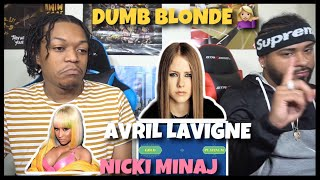 Baixar NICKI HOPS ON ANYTHING & KILLS 🔥Avril Lavigne feat. Nicki Minaj - Dumb Blonde | Reaction
