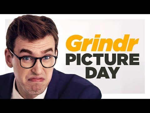 Grindr Profile Picture Day