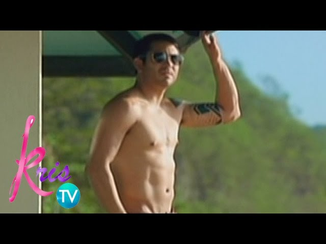 Kris TV: Gerald's diet