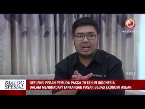 DIALOG SPESIAL - PERAN PEMUDA DALAM MASYARAKAT EKONOMI ASEAN