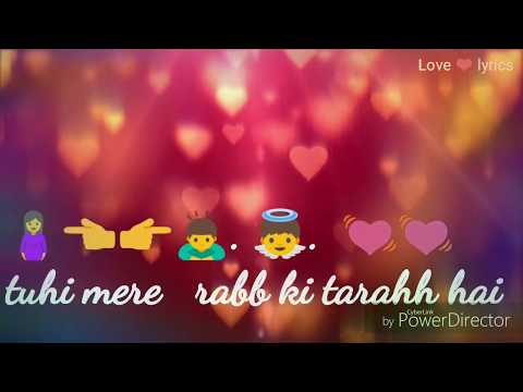 Tu hi mera Sara jahaan || love song || whatsapp love status❤️