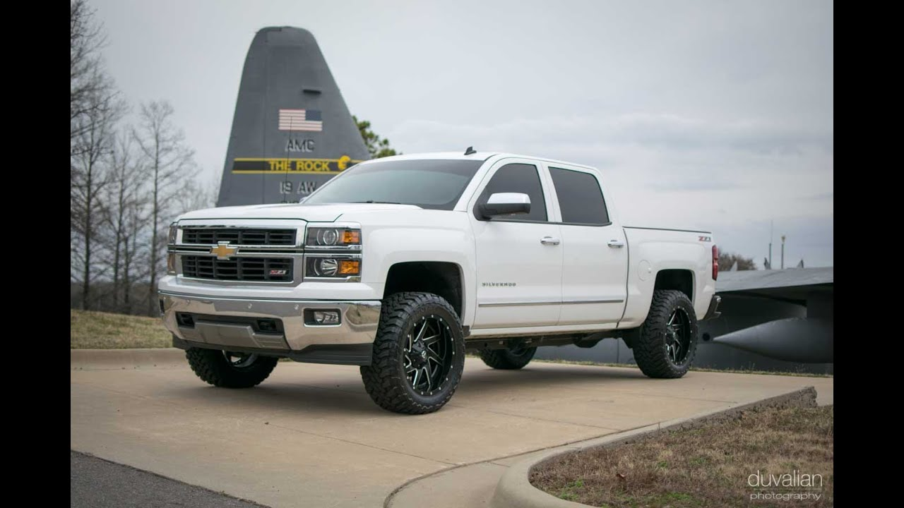2014 Chevrolet Silverado LTZ Z71 Walk Around - YouTube