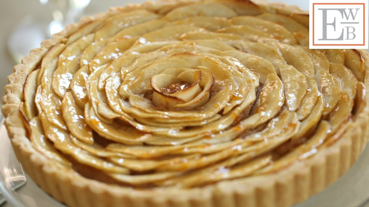 Beth's Classic French Apple Tart | ENTERTAINING WITH BETH - YouTube