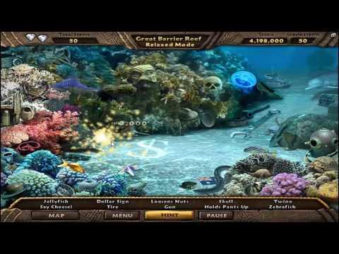 Amazing Adventures Around the World CZ Bonus Game Great Barrier Reef
