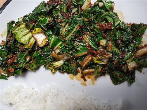 """Delicious Bok Choy Recipe Vegetarian Recipes"""
