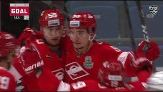 Khokhlachyov gives Spartak vital chance