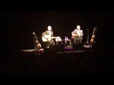 Lyle Lovett & John Hiatt - Fort Lauderdale, FL 10/23/17