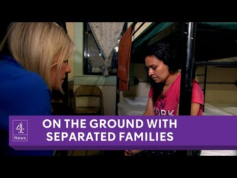 Family Separation: migrant dreams turn to dust on the US-Mexico border