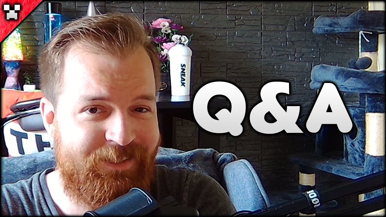 I Answered 50 Questions from YOU! (LPs, Hermitcraft, SMPs)