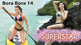 Model Turned Superstar - EPISODE 14 BORA BORA | Reality Show with 100 Models