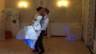 Свадебный танец СПб. Хореограф Элла Соколова. Постановка танца жениха и невесты.