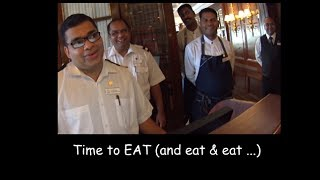 Time for Dinner & We're Not Holding Back! Fathom Adonia Cruise Vlog [ep5]