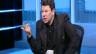 رضا عبدالعال علي السوشيال ميديا معنديش غير صفحة واحدة وبكتب فيها انا طالع مع الصاروخ