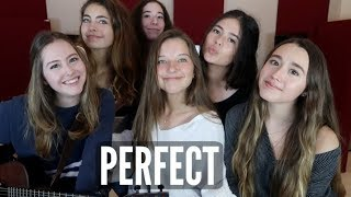 Perfect - Ed Sheeran (Acoustic Cover by Sonder)