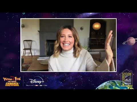 """Disney+'s """"Phineas and Ferb The Movie: Candace Against the Universe""""   Comic-Con@Home 2020"""
