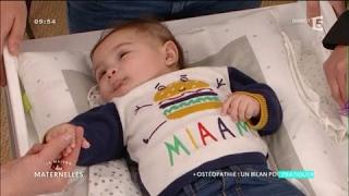 Tout savoir sur le bilan ostéopathique pour les bébés - La Maison des Maternelles