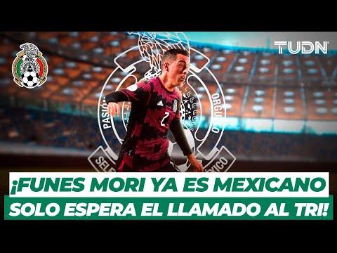 ¡Tiene LUZ VERDE! La FIFA da permiso a Rogelio Funes Mori de jugar con la Selección de México | TUDN