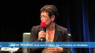 Jeanne Woodford explains death row housing in California