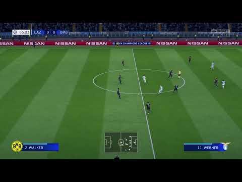 Lazio v Dortmund - YouTube