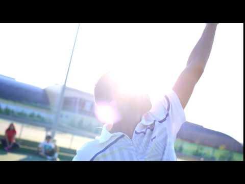 Atameken Business Channel tennis promo
