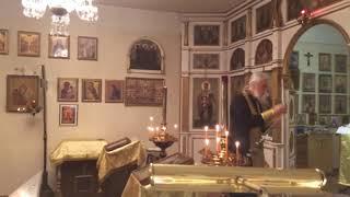 Отрывок Отпевания Иеромонаха Иосифа/Funeral of Hieromonk Joseph Video clip