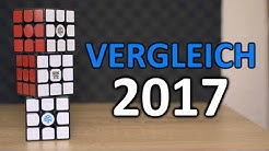 DER VERGLEICH 2017   ZAUBERWÜRFEL    BoaToX