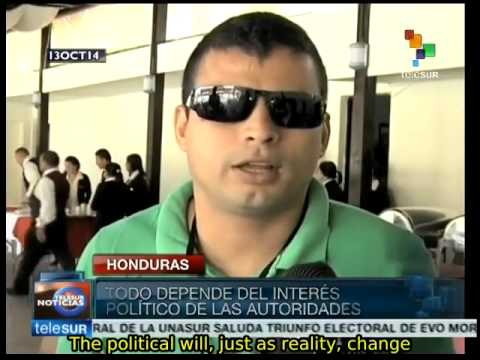 Central American community radio station reps meet in Honduras